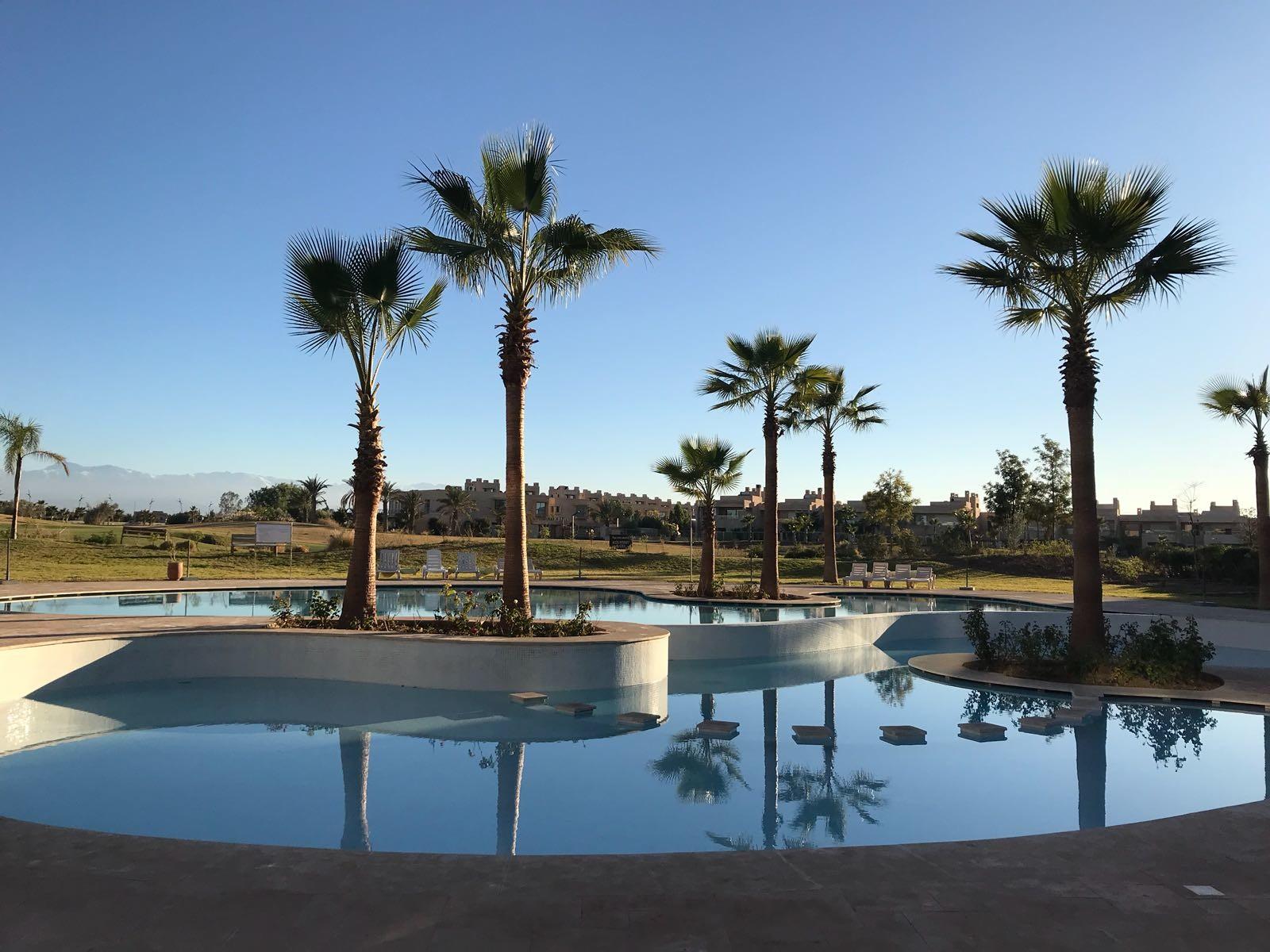 Location <strong>Appartement</strong> Marrakech Av Mohammed VI <strong>110 m2</strong>