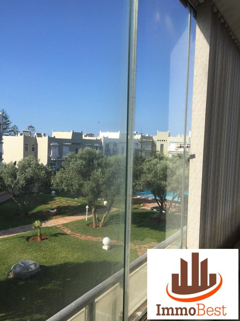 Location <strong>Appartement</strong> Casablanca Dar Bouazza <strong>110 m2</strong>