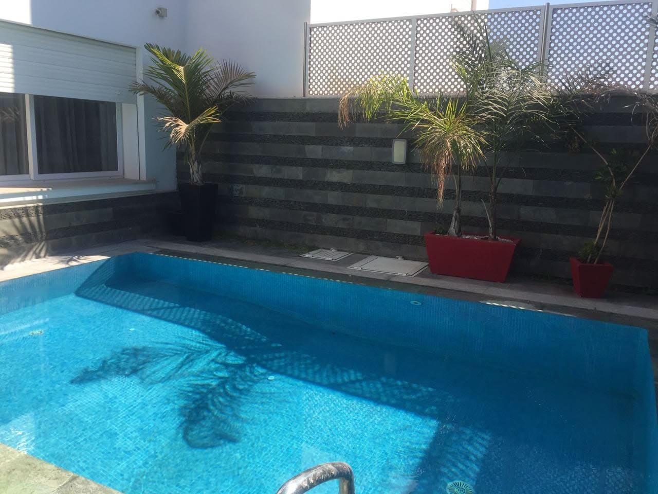 Vente <strong>Villa</strong> Casablanca Sidi Maarouf <strong>263 m2</strong>