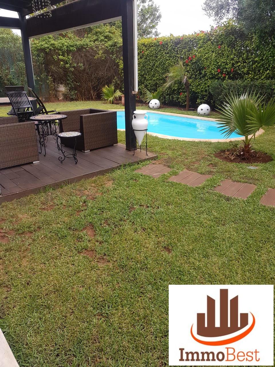 Location <strong>Villa</strong> Casablanca Ain Diab <strong>490 m2</strong>