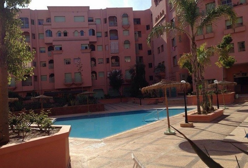 Vente <strong>Appartement</strong> Marrakech Av Mohammed VI <strong>112 m2</strong>