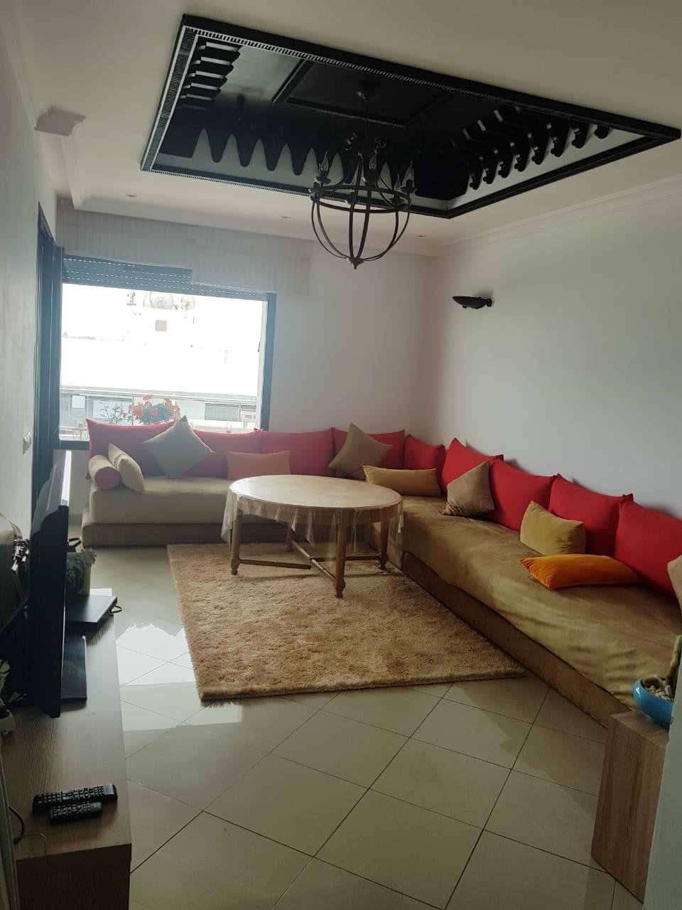 Appartement à louer Casablanca Dar Bouazza