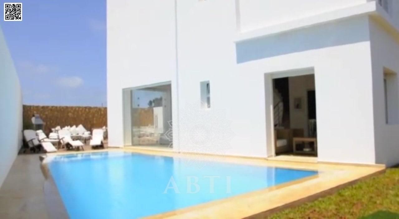 Villa à louer Dar Bouazza