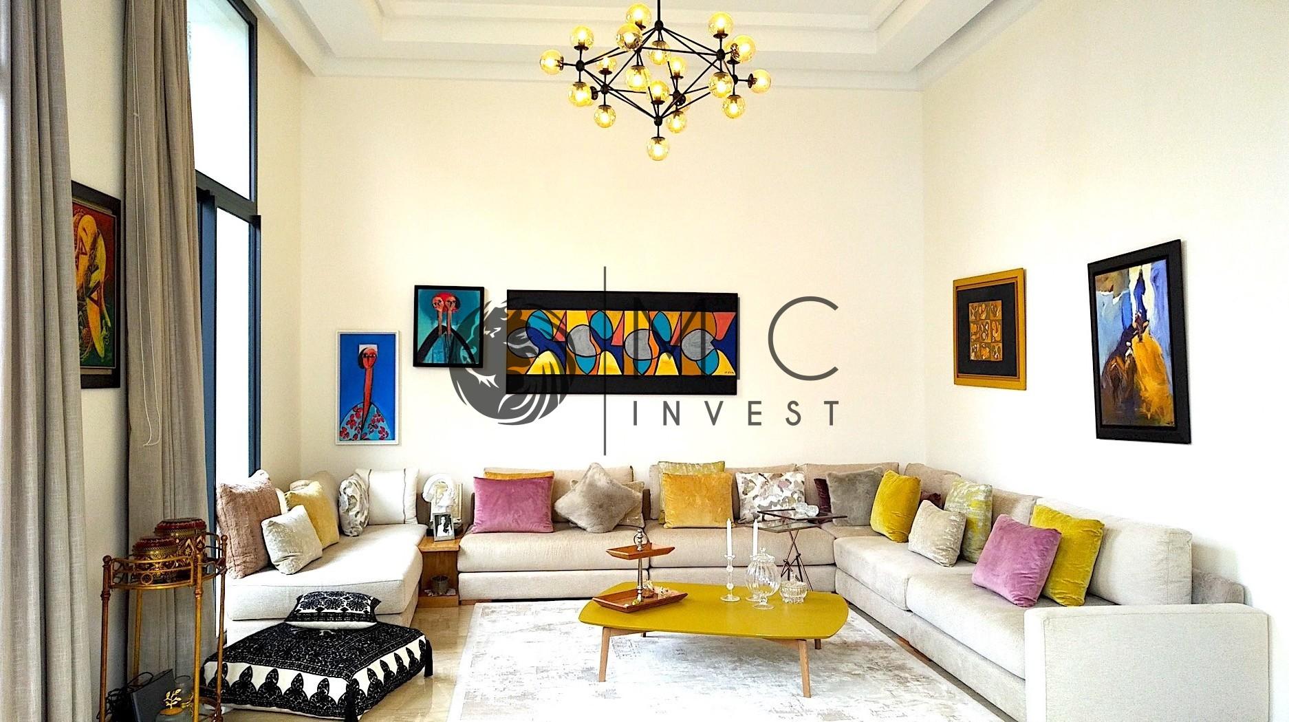 Vente <strong>Villa</strong> Casablanca Dar Bouazza <strong>330 m2</strong>