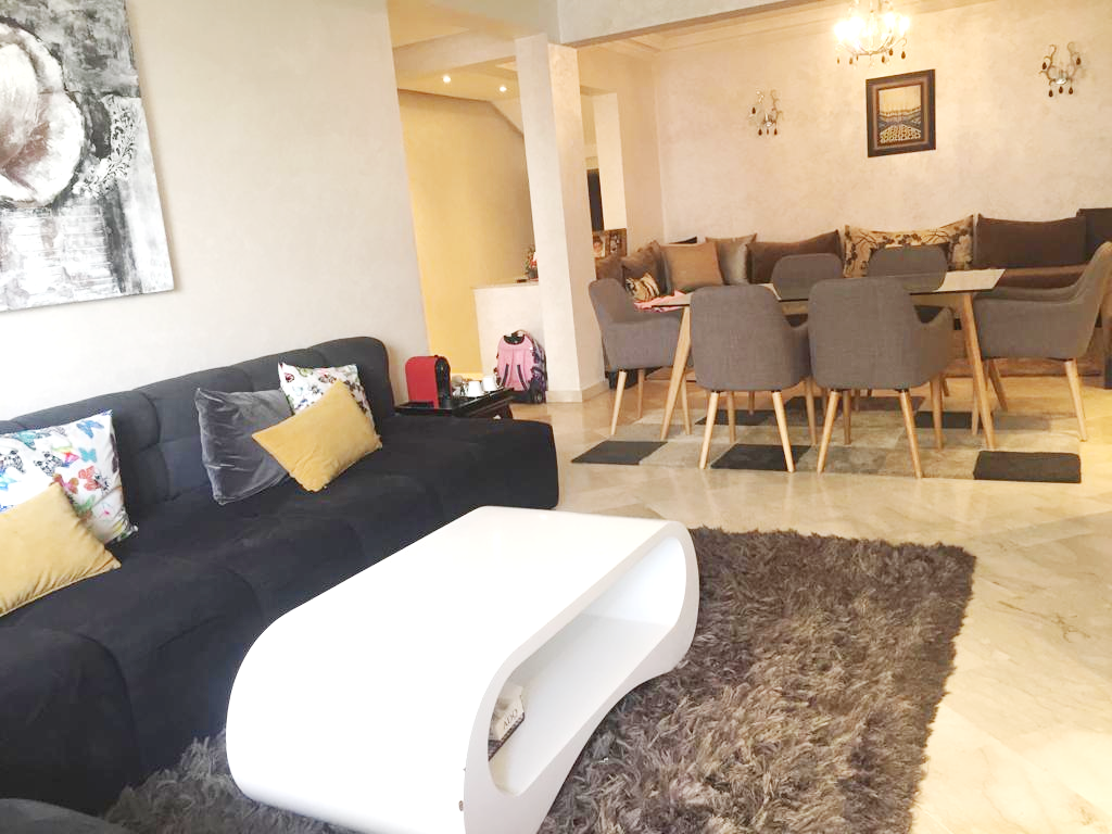 Vente <strong>Appartement</strong> Casablanca Les Princesses <strong>164 m2</strong>