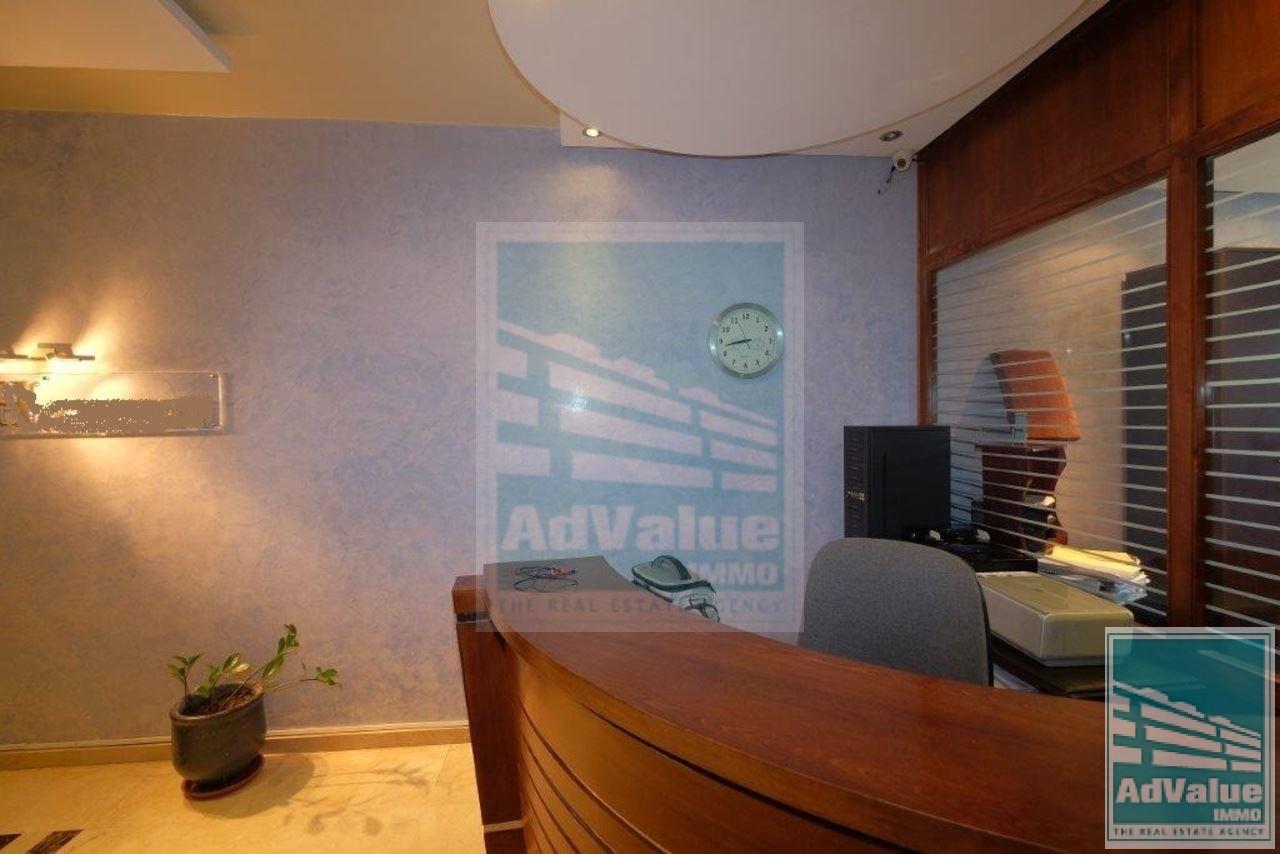 DL.499 : Bureau de 91 m² Bd Massira Al Khadra :