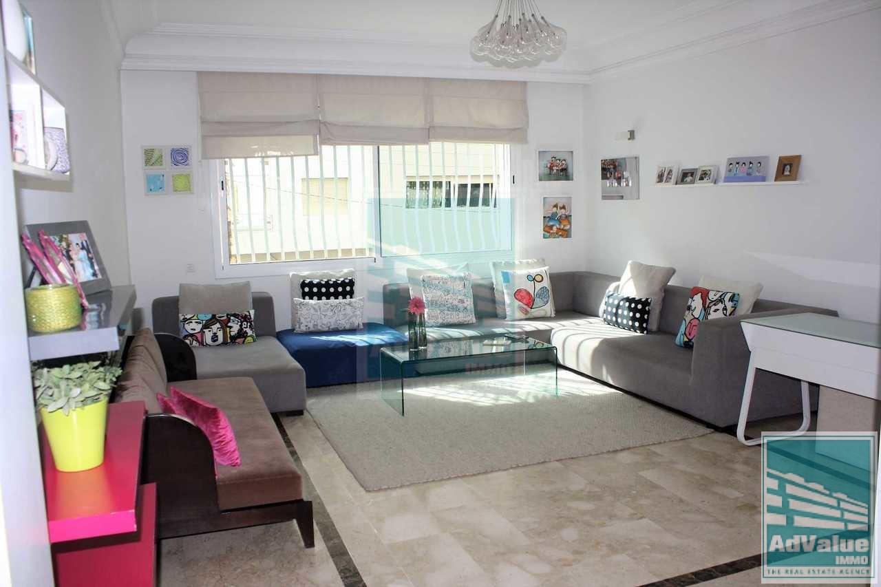 DV.272 : Bel appartement de 143 m²