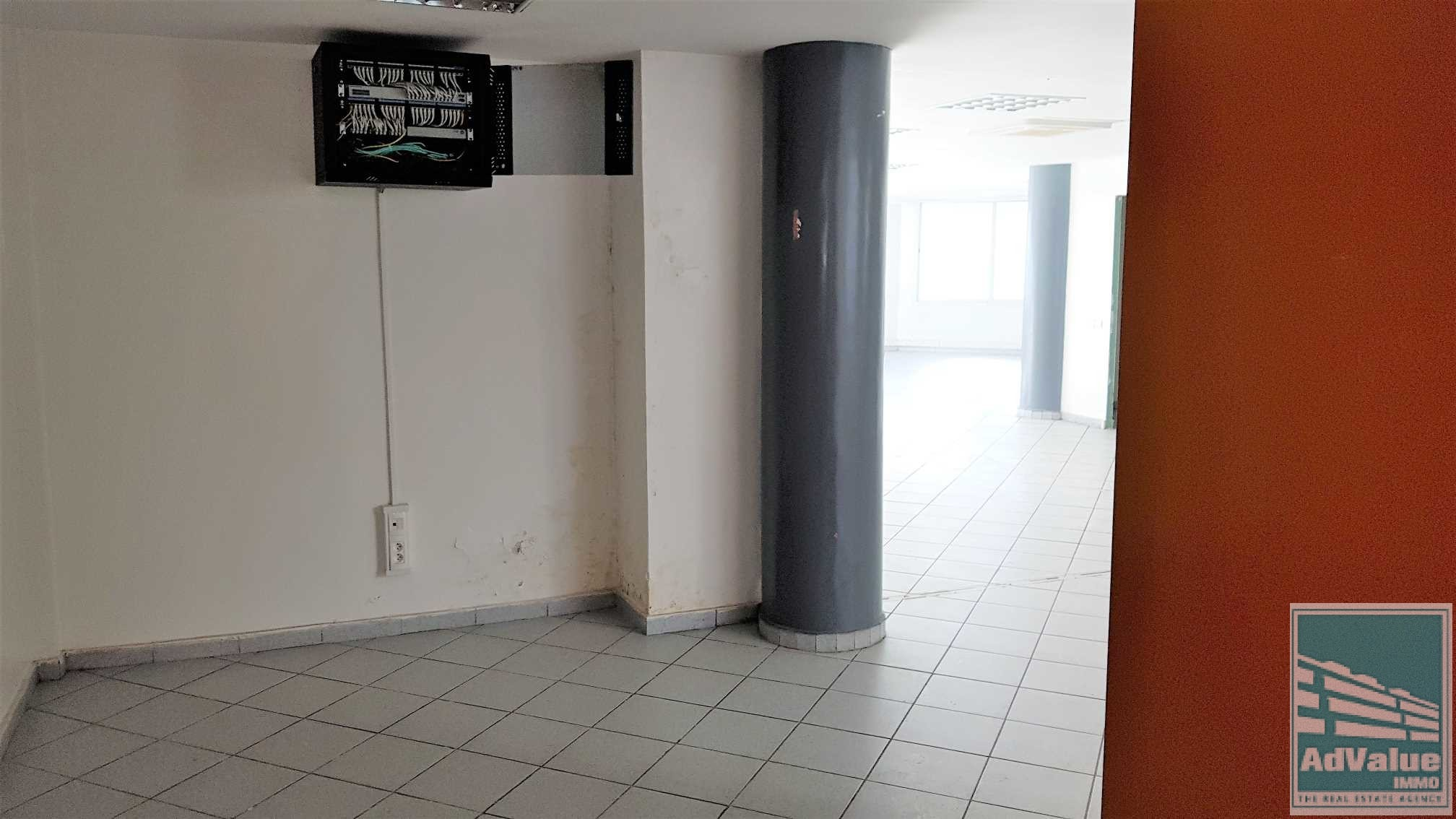 DL.328 : Plateau bureau de 173 m² Bd Zerktouni :