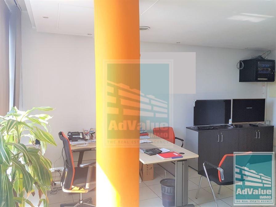 DL.466 : Plateau bureau de 157 m² Bd Abdelmoumen :
