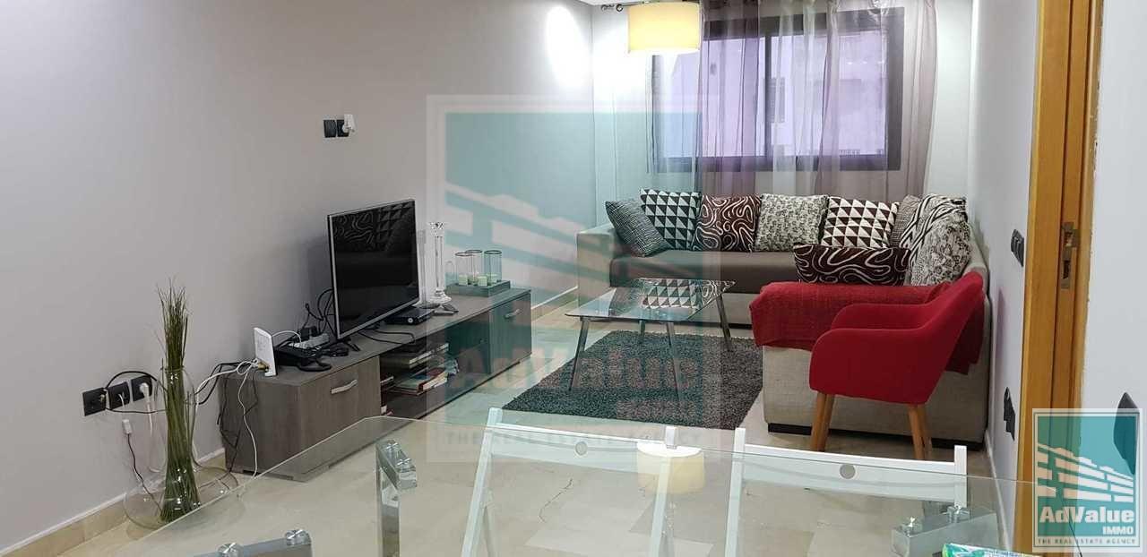DL.382 Studio meublé à louer à Racine