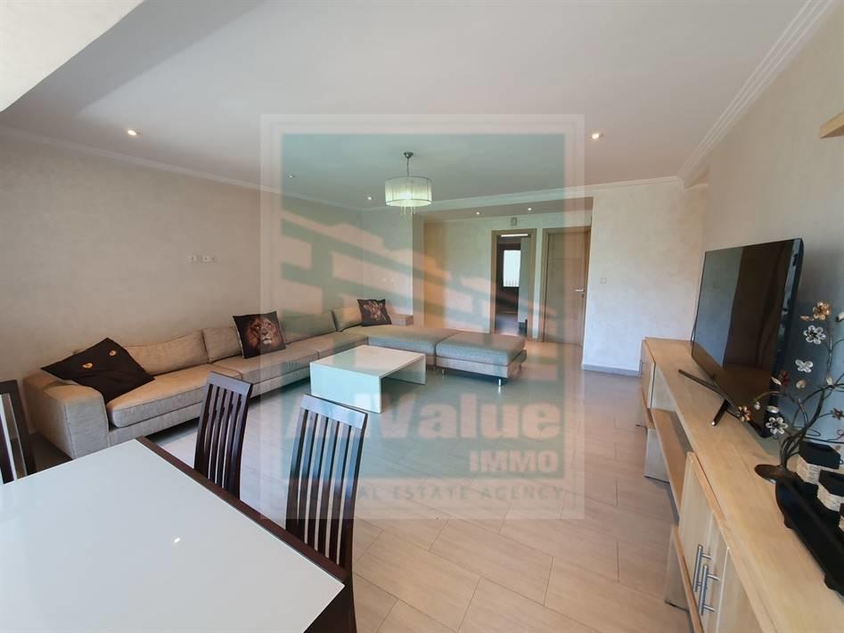 DL.613 : Superbe 3 Chambres meublé au C.I.L. :