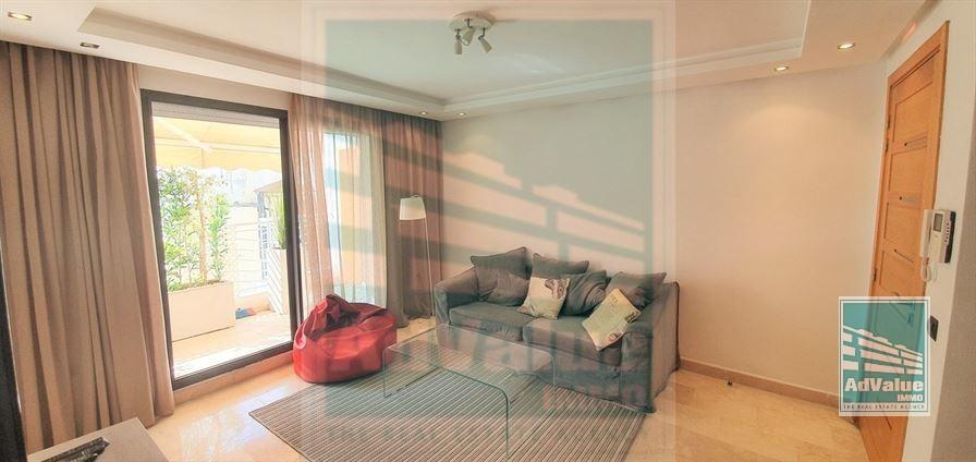 DL.578 : Superbe Studio meublé à Racine :