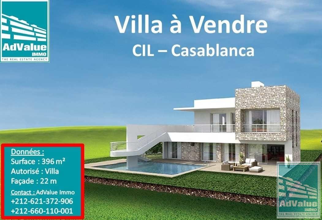 DV.507 Villa au CIL de 396 m² :