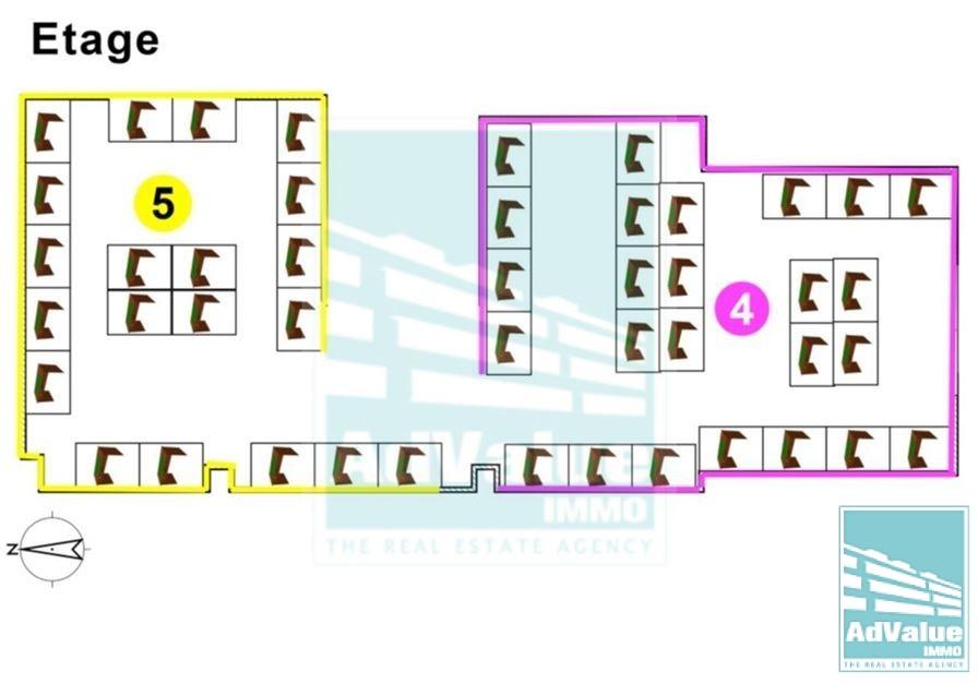 DL.569 Centre d'appel équipé à Mohammedia :