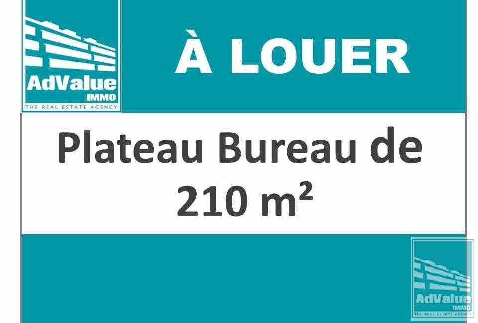 DL.262 : Plateau bureau de 210 m²