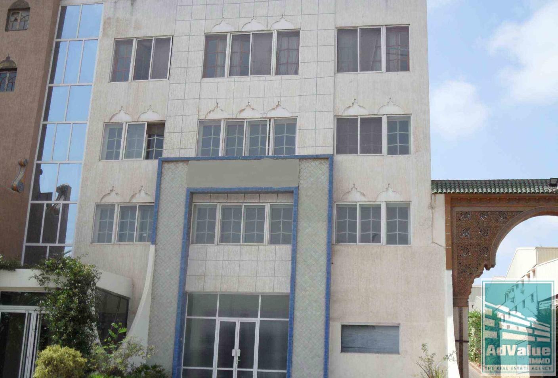 DV.197 : Immeuble de 1 500 m² à Lissasfa :