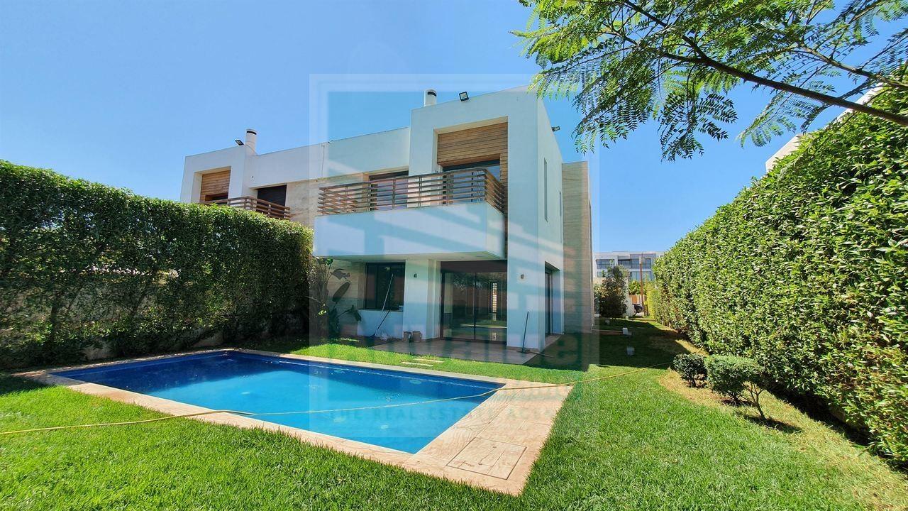 DV.573 : Jolie villa à Casa Green Town (C.G.I.) :