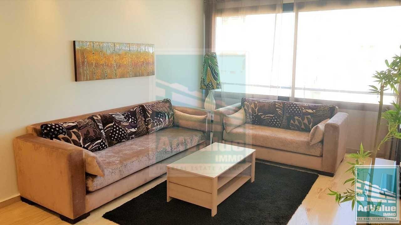 DL.396 Superbe Studio meublé à Gauthier :