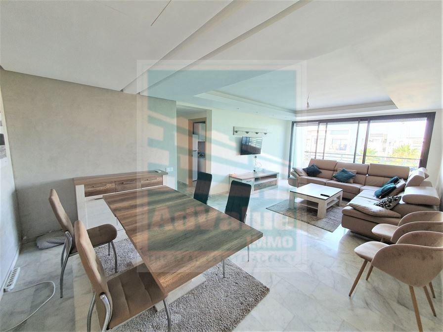 DL.612 : Superbe 2 Chambres meublé à Dar Bouazza :