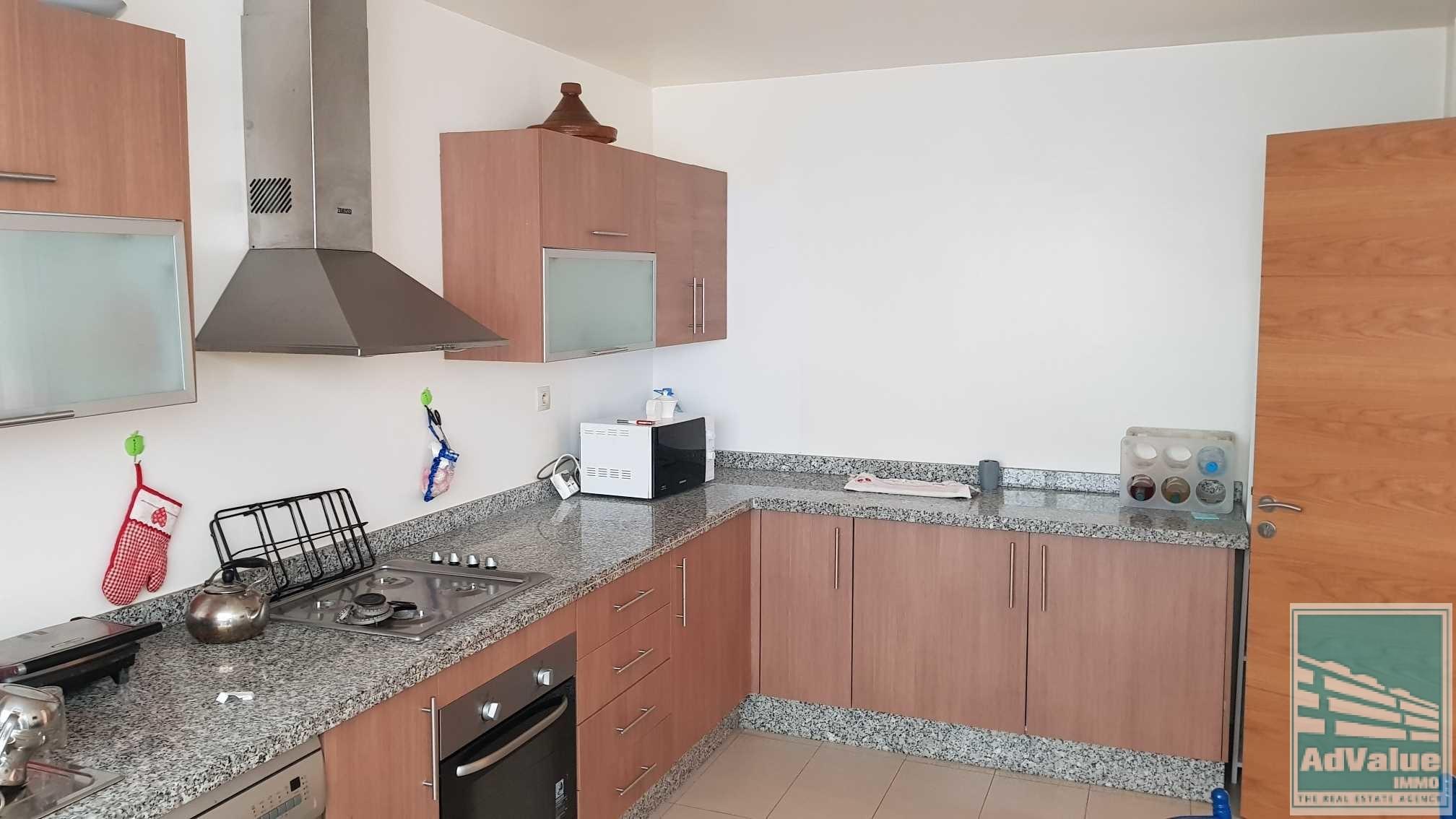 DL.340 : Superbe 2 Chambres meublé à Dar Bouazza :