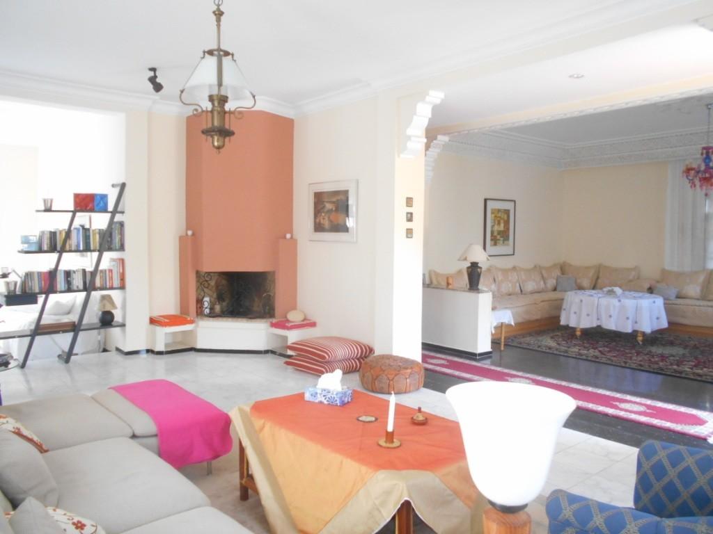 Villa à vendre El Harhoura
