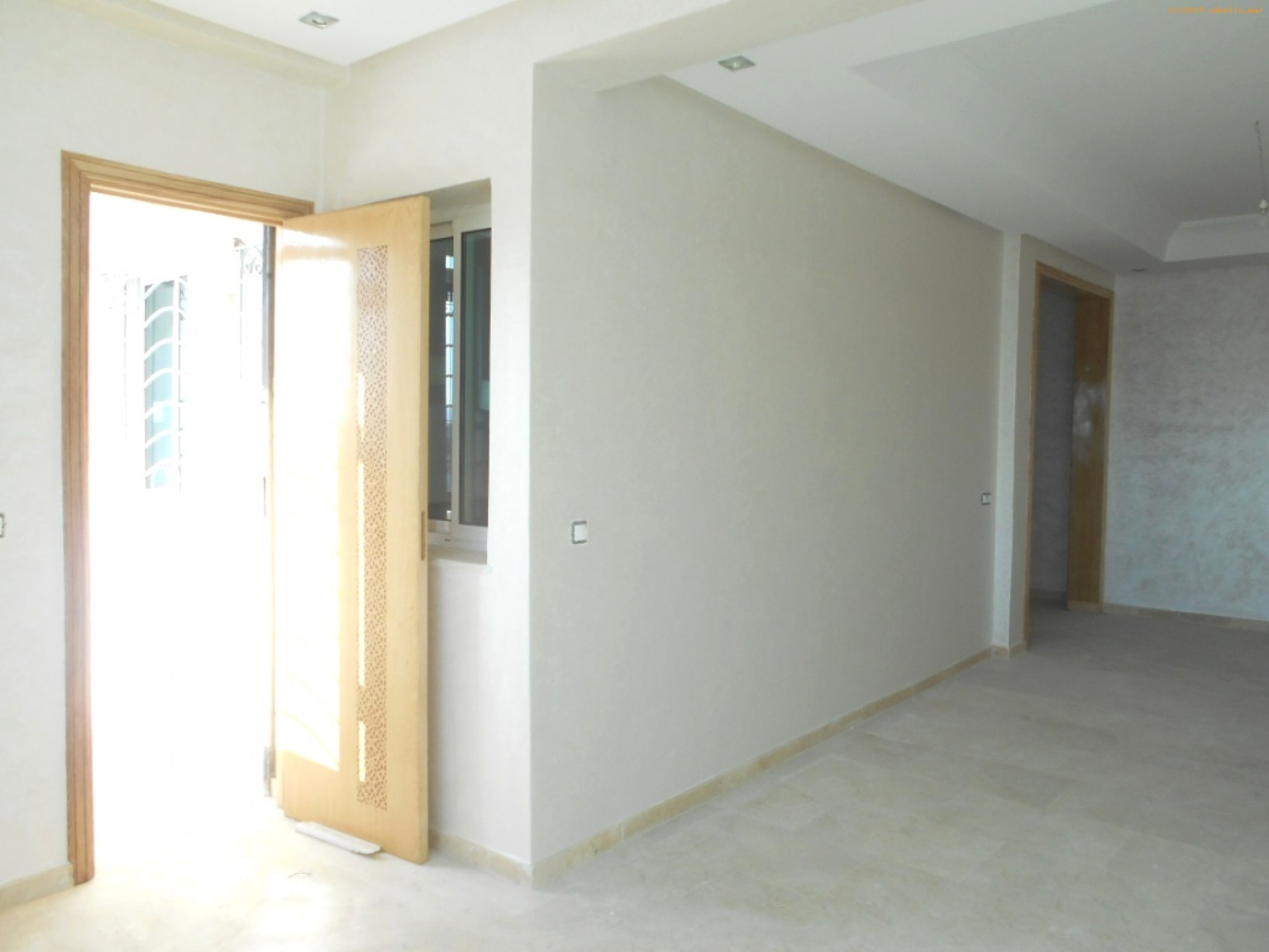 Vente <strong>Appartement</strong> Rabat Hassan <strong>79 m2</strong>