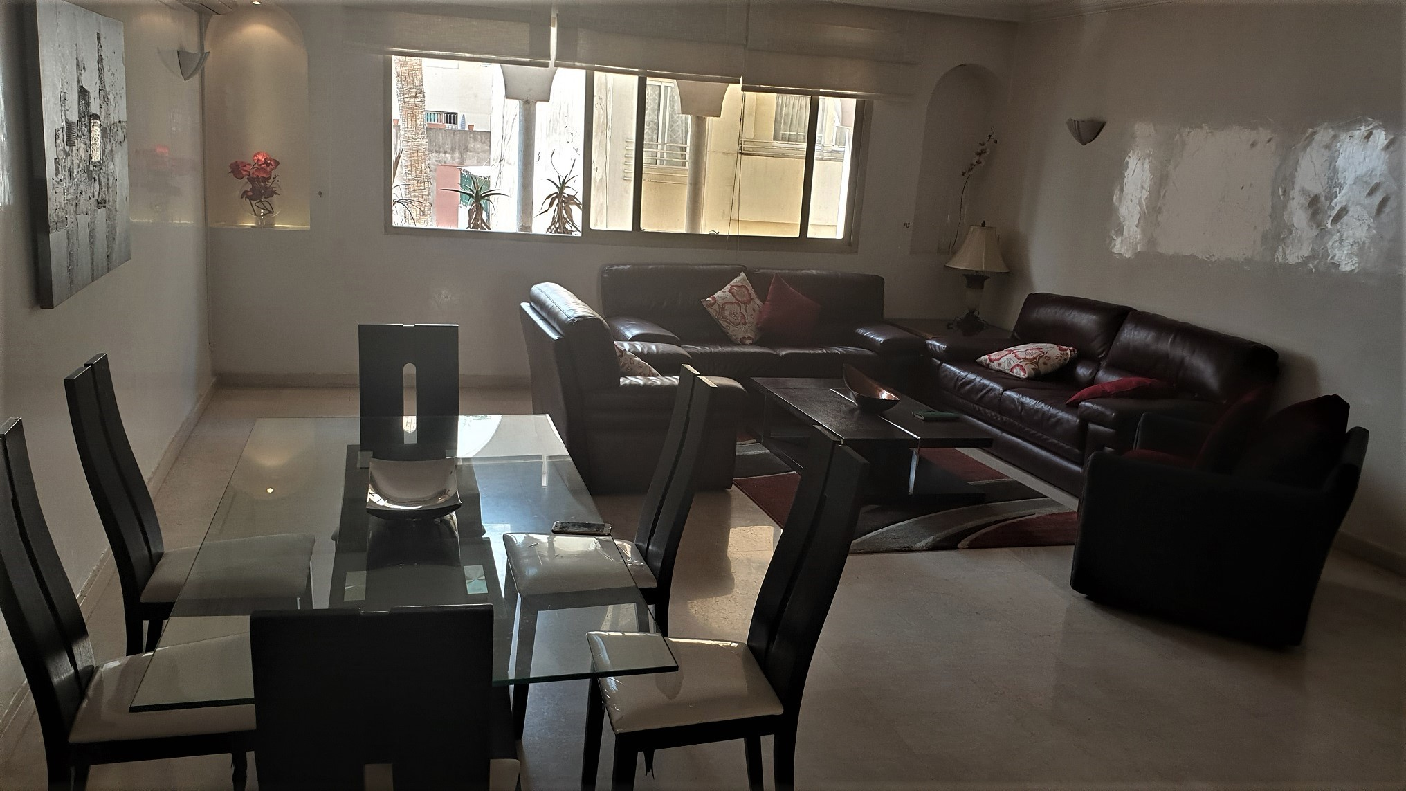 Location <strong>Appartement</strong> Casablanca Palmier <strong>145 m2</strong>