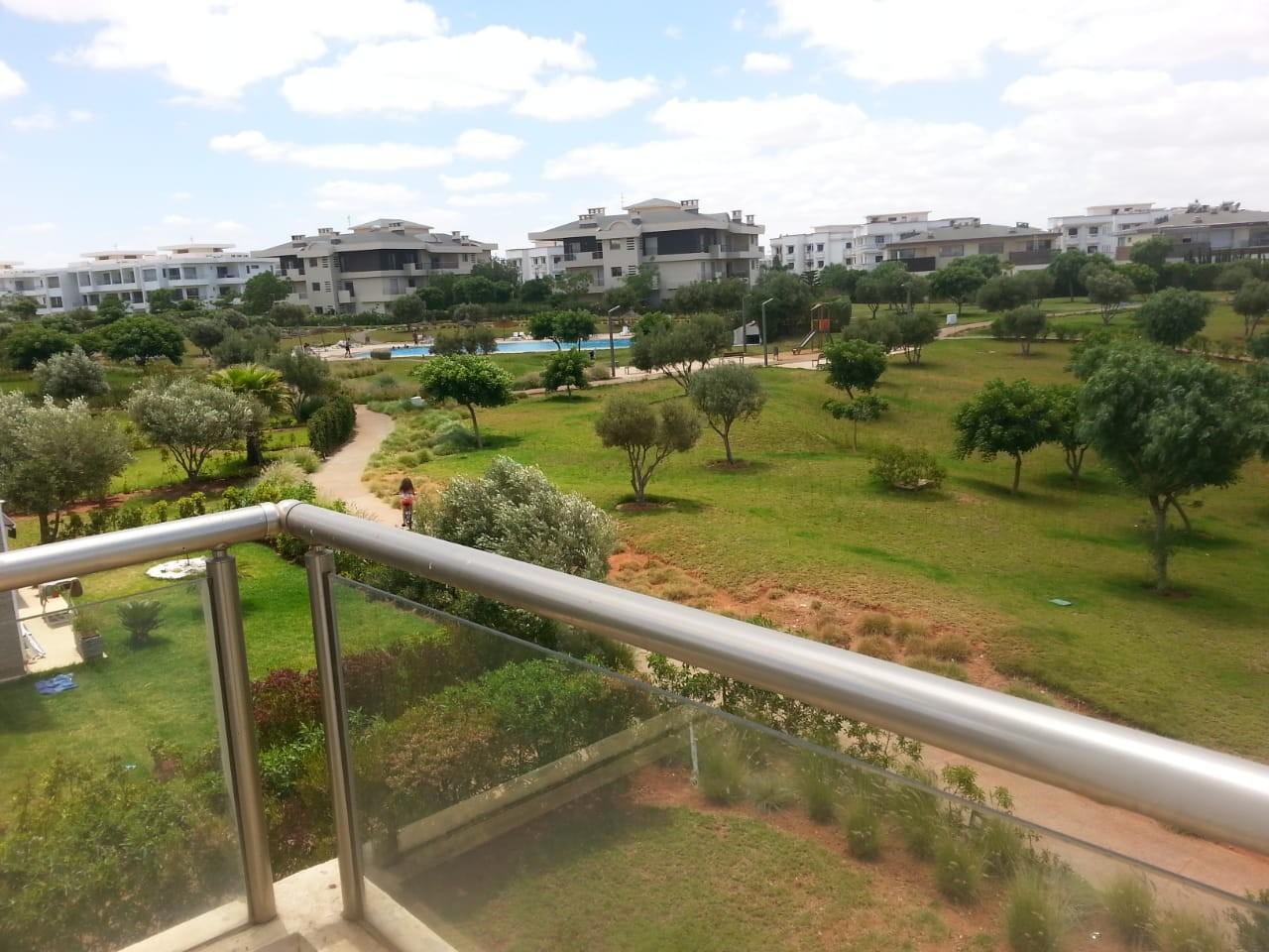 Appartement à louer Bouskoura Casa Green Town