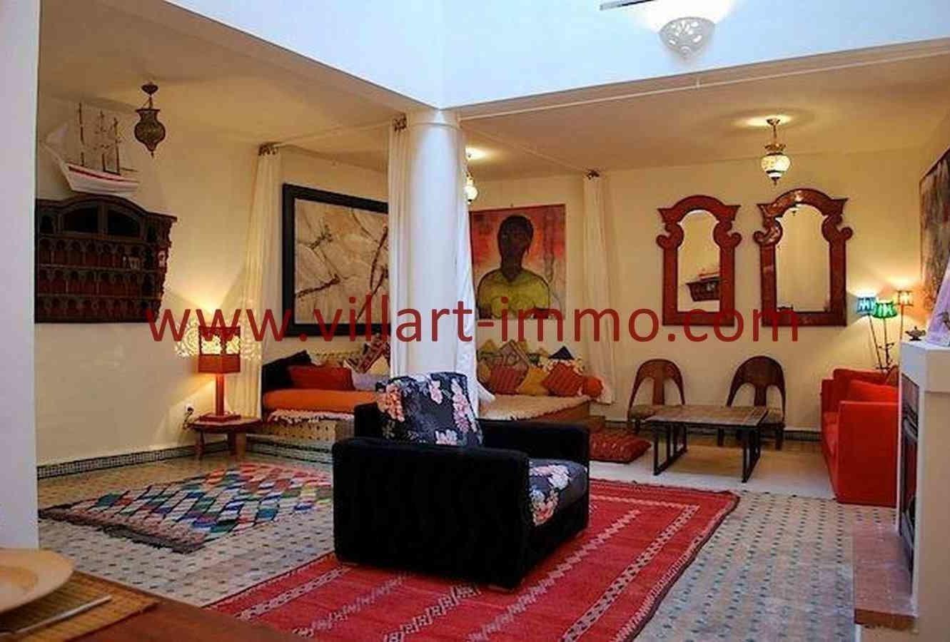 Riad à vendre Assilah centre ville