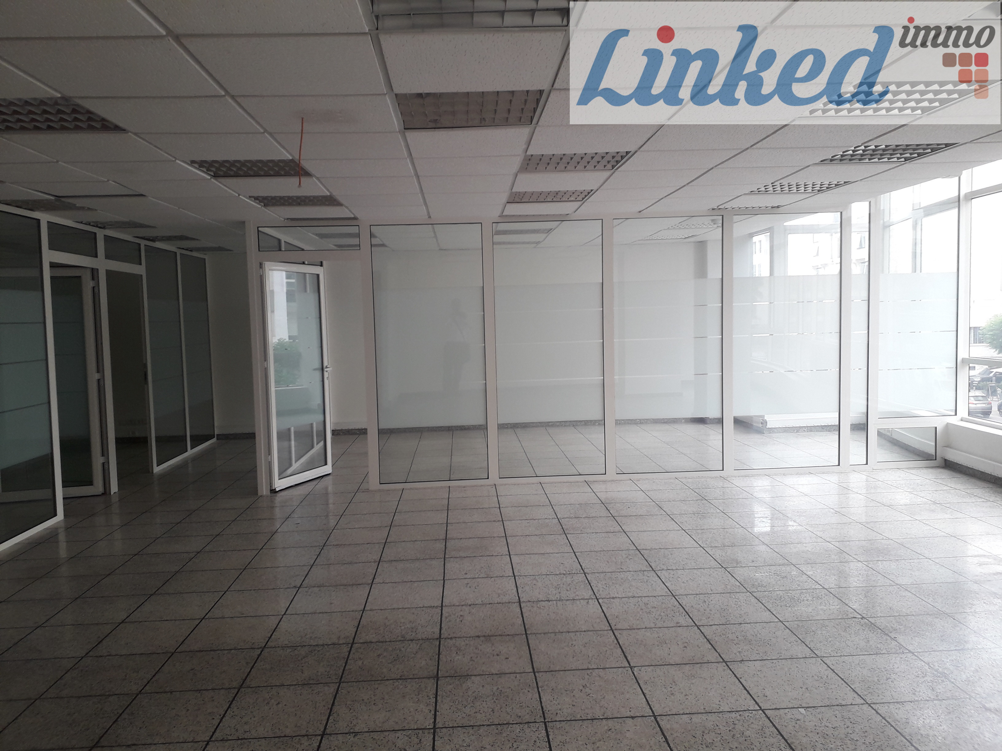Location <strong>Bureau</strong> Casablanca Racine <strong>256 m2</strong>