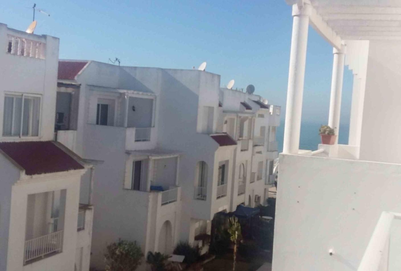 bel Appartement à Ain Diab, piscine