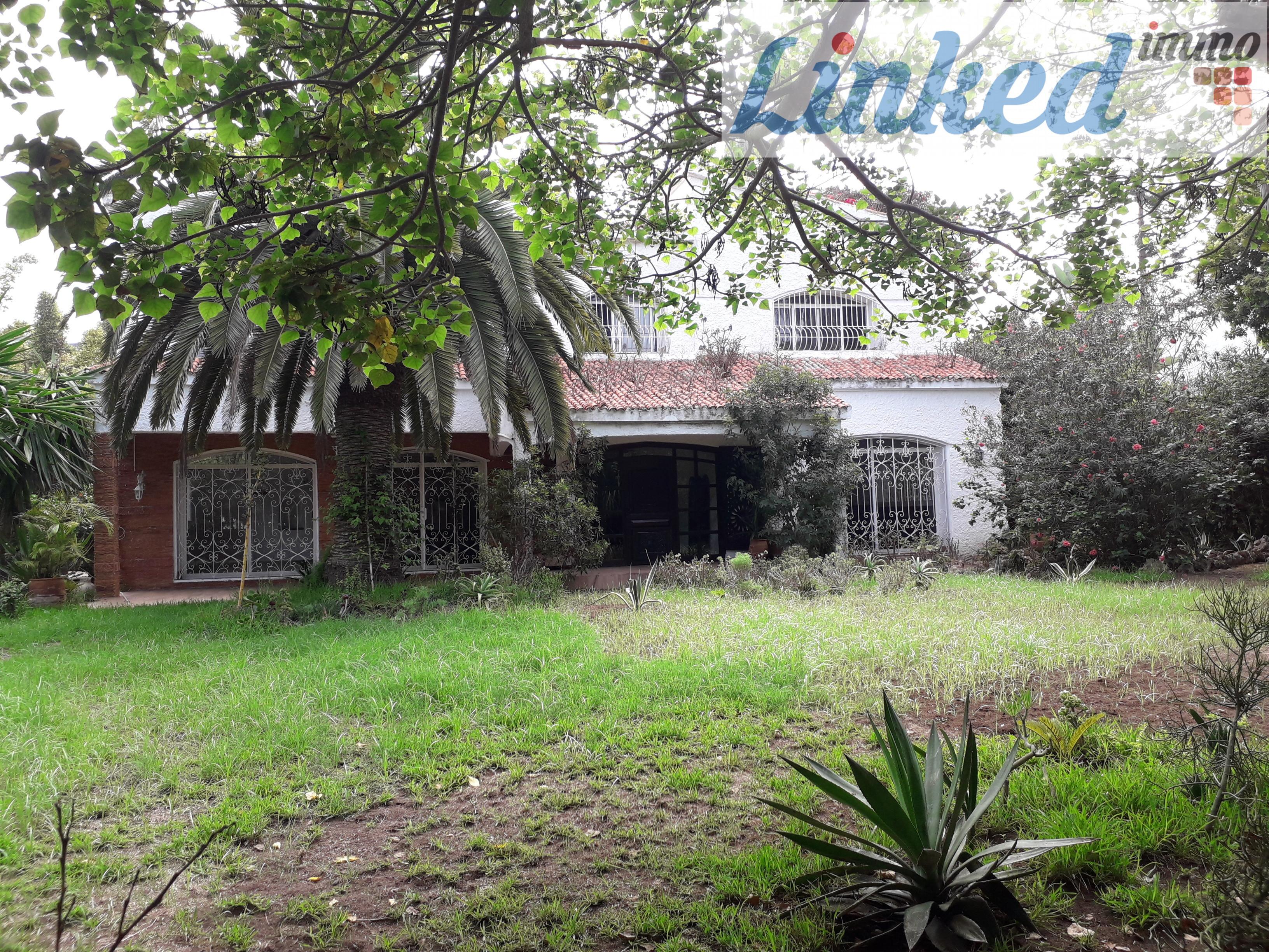 Location <strong>Villa</strong> Casablanca Anfa <strong>1800 m2</strong>