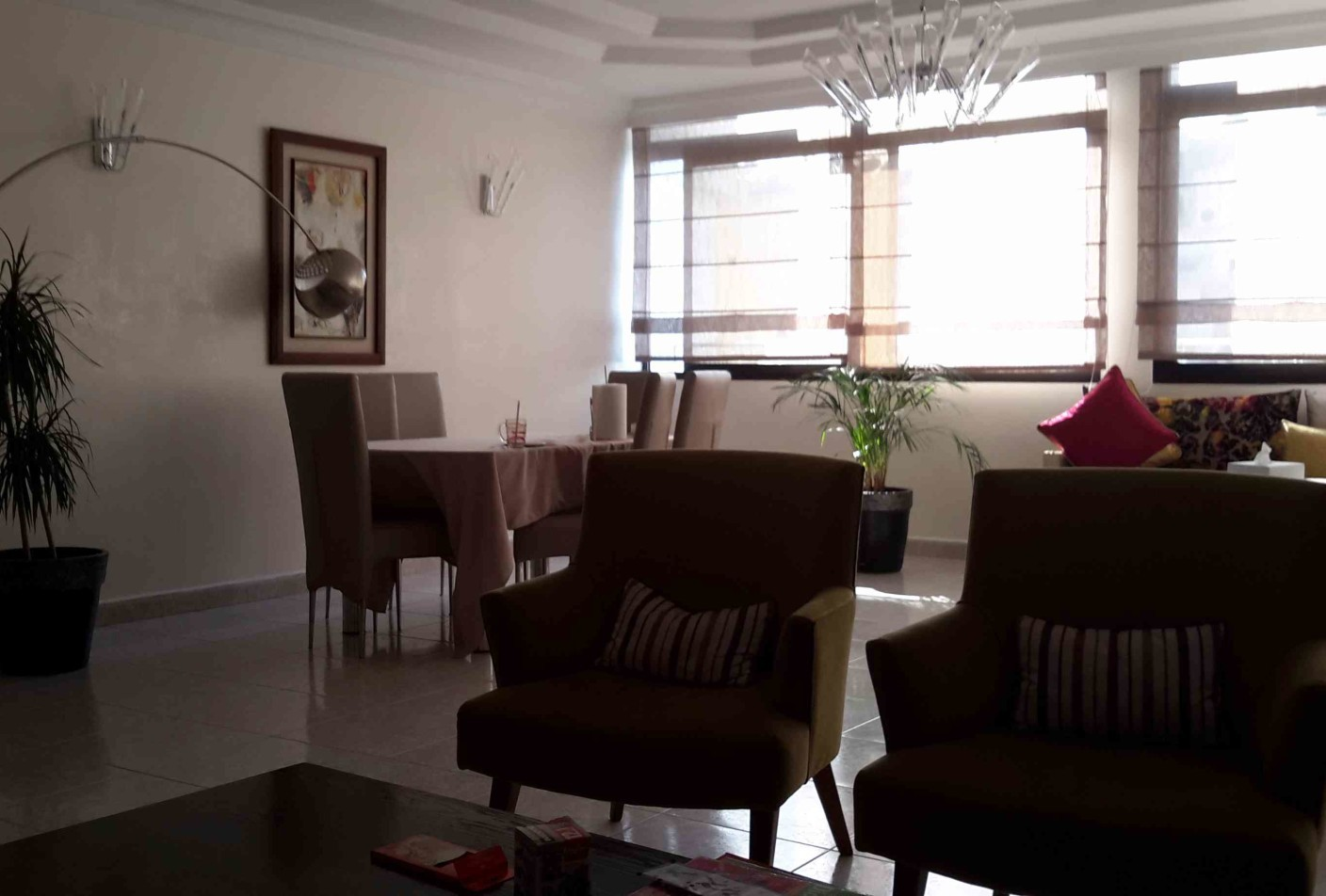 Joli appartement à Casablanca-Racine
