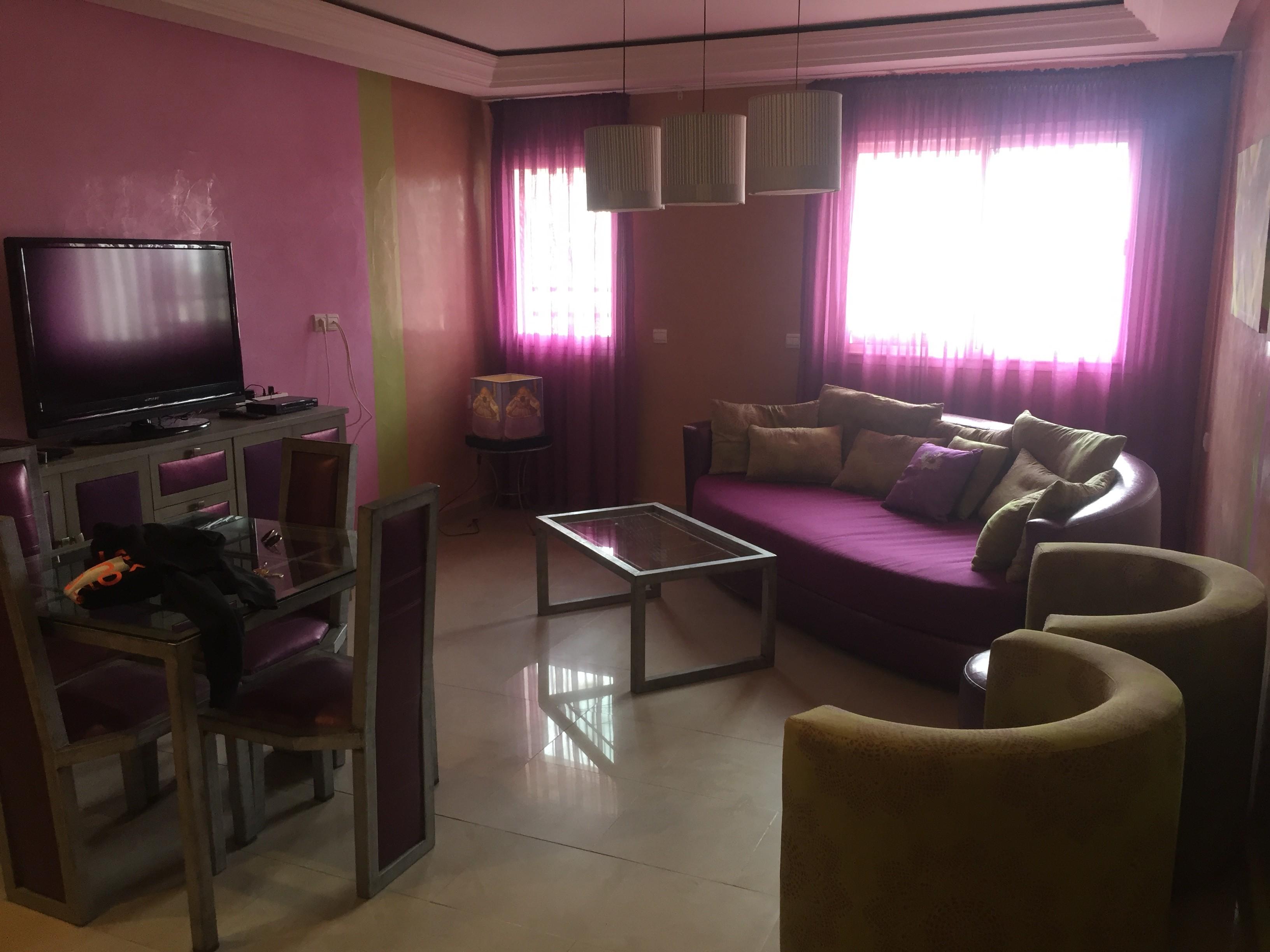 Location <strong>Appartement</strong> Agadir El Houda <strong>100 m2</strong>