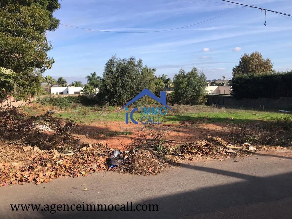 Terrain à vendre Rabat