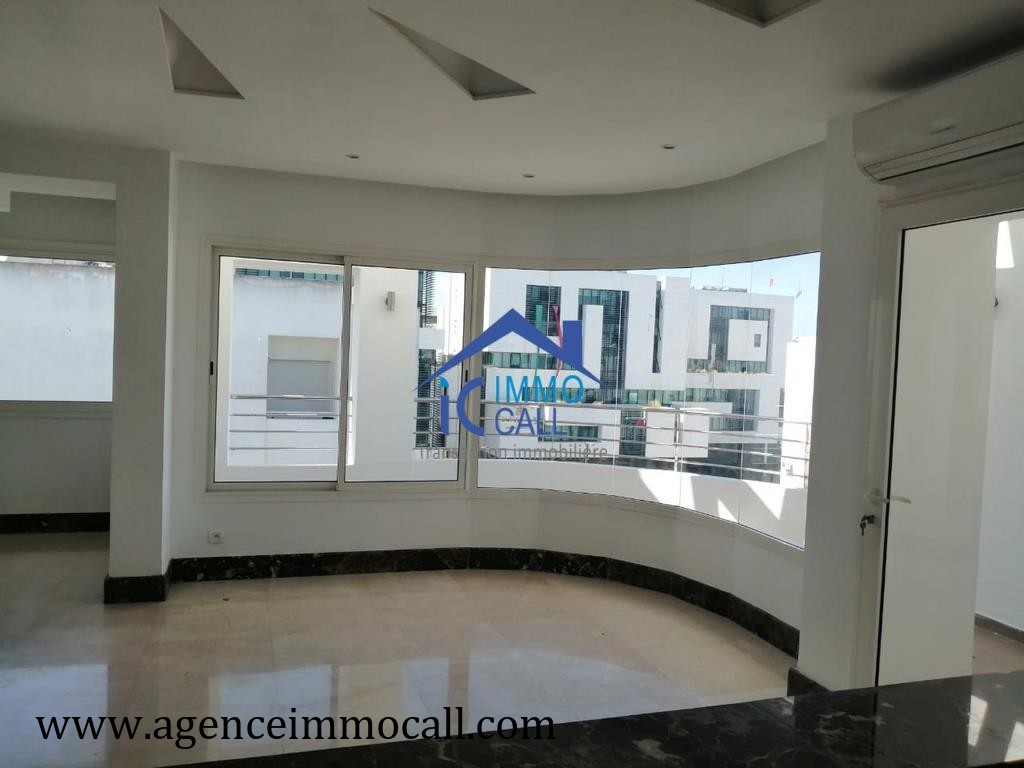 Vente <strong>Appartement</strong> Rabat Hay Riad <strong>140 m2</strong>