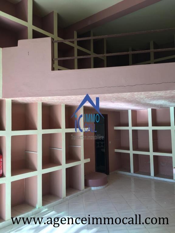 Commerce / Magasin à vendre Temara