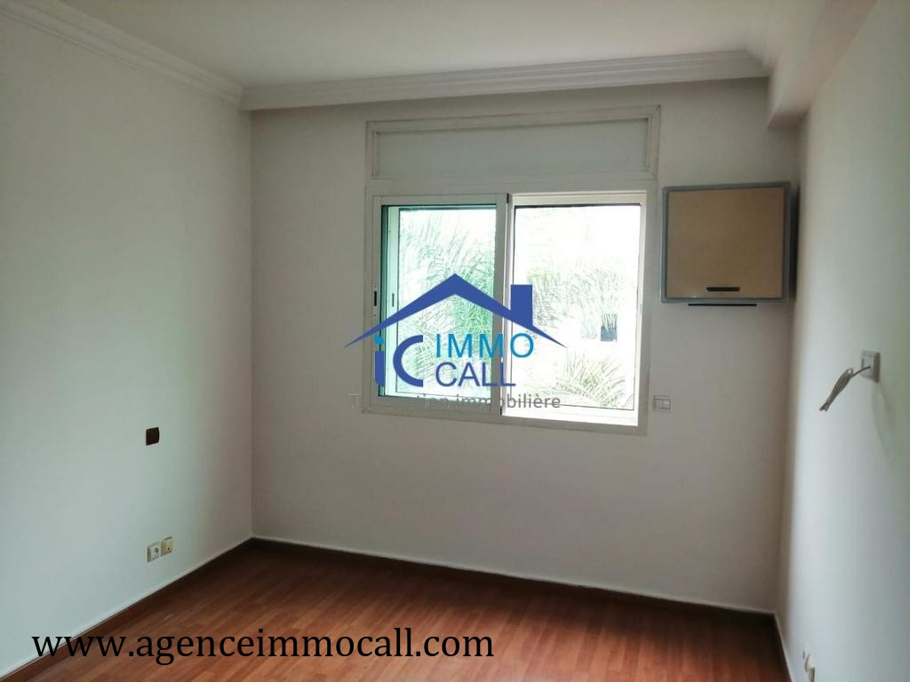 Vente <strong>Appartement</strong> Rabat Hay Riad <strong>95 m2</strong>