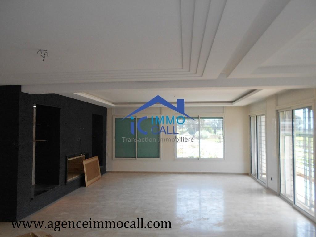 Appartement à vendre Rabat Hay Riad