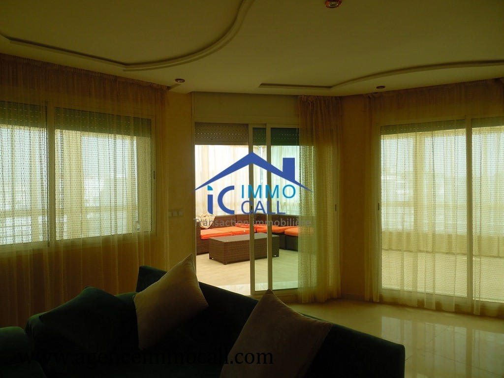 Vente <strong>Appartement</strong> Rabat Agdal <strong>180 m2</strong>