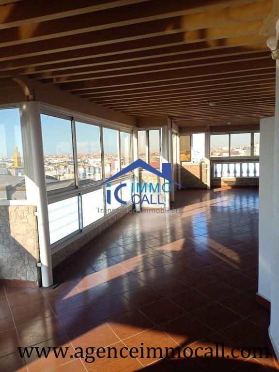 Vente <strong>Appartement</strong> Rabat Avenue Ben Abdellah <strong>209 m2</strong>