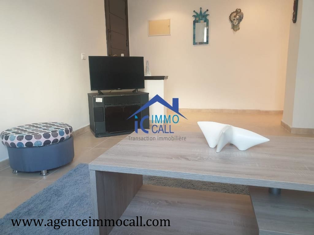 Location <strong>Appartement</strong> Rabat Agdal <strong>92 m2</strong>