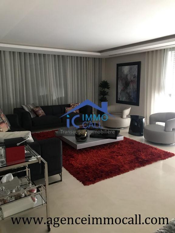 Appartement à vendre Rabat Souissi
