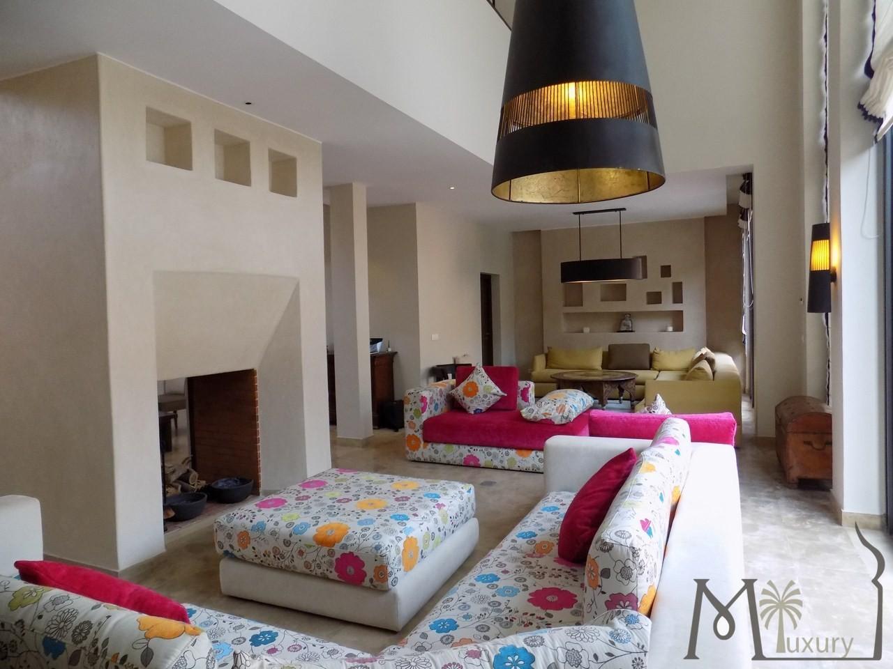 Vente <strong>Villa</strong> Marrakech Amelkis <strong>500 m2</strong>