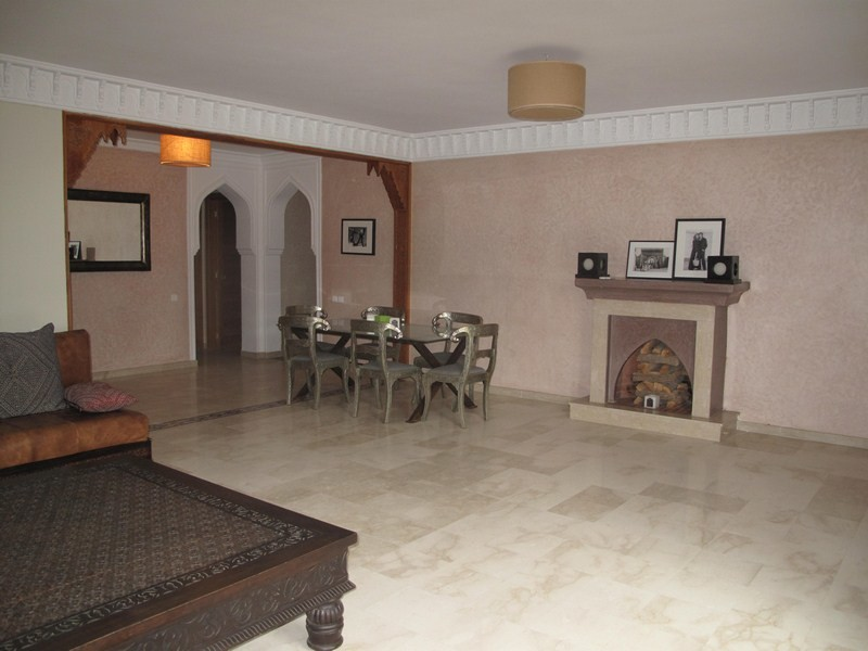 Vente <strong>Appartement</strong> Marrakech Guéliz <strong>155 m2</strong>