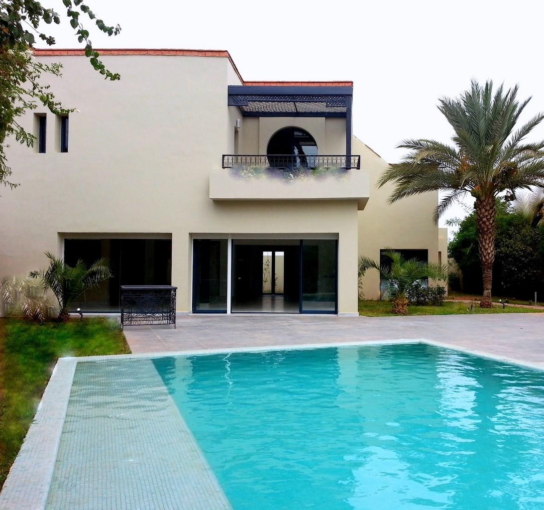 Vente <strong>Villa</strong> Marrakech Route de Ouarzazate <strong>800 m2</strong>