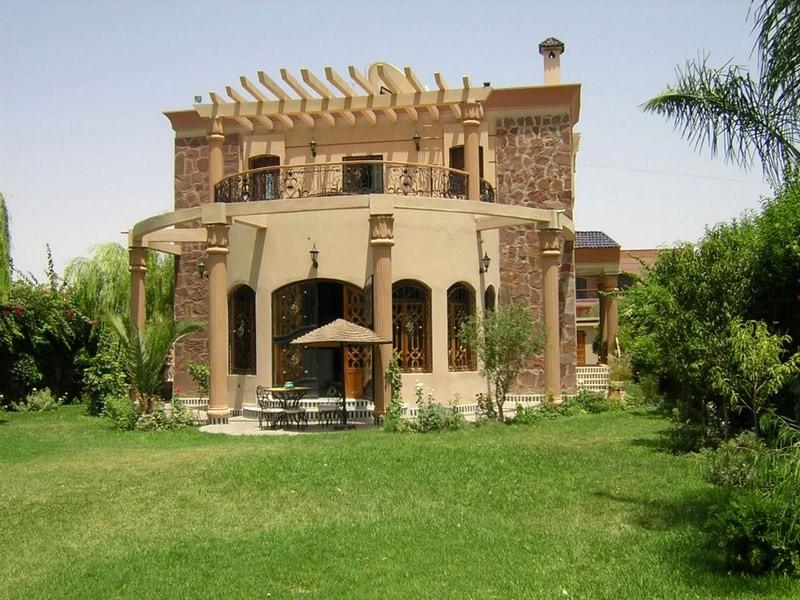 Vente <strong>Villa</strong> Marrakech Targa <strong>1200 m2</strong>
