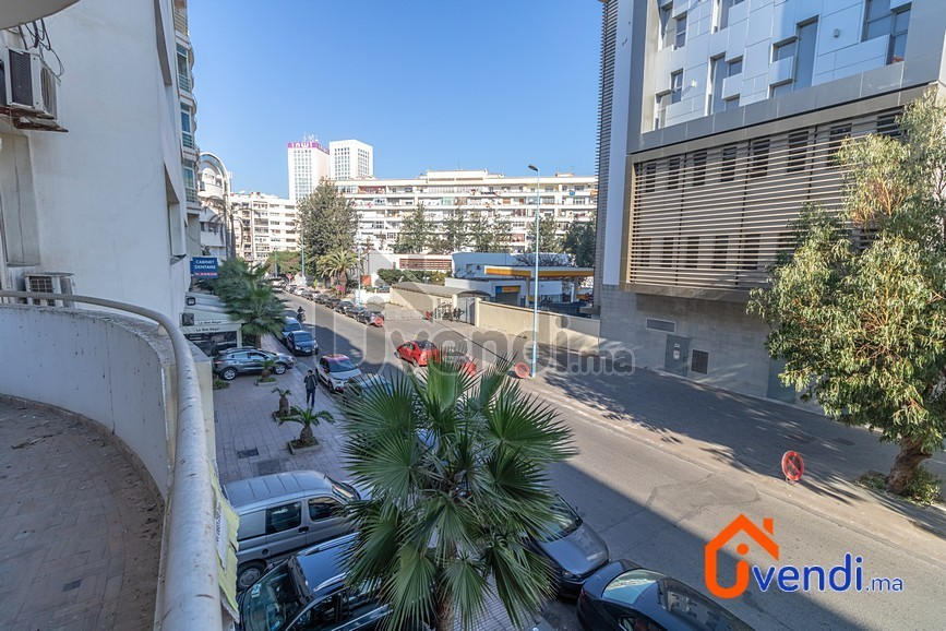 Vente <strong>Appartement</strong> Casablanca Palmier <strong>185 m2</strong> - 3 chambre(s)