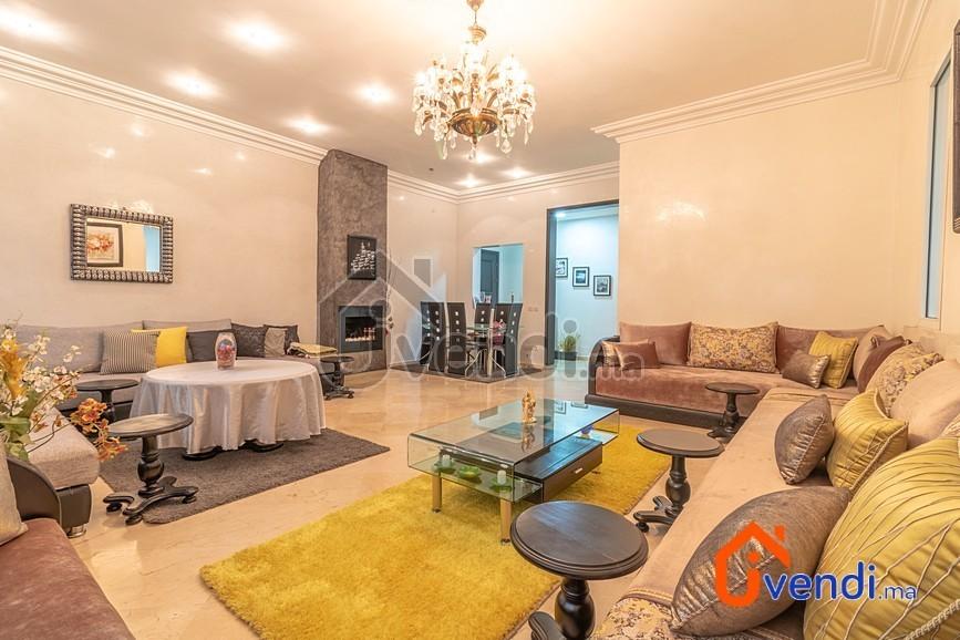 Vente <strong>Appartement</strong> Casablanca Maarif Extension <strong>172 m2</strong> - 4 chambre(s)