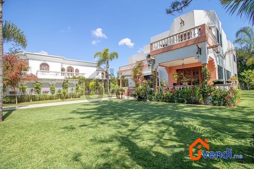 Vente <strong>Villa</strong> Casablanca Californie <strong>1220 m2</strong>